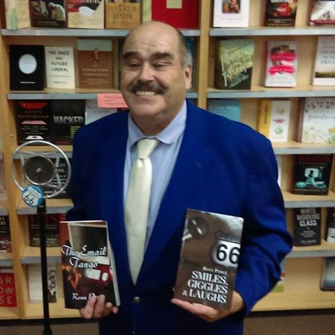 Southwest Writers Author Ronn Perea Books